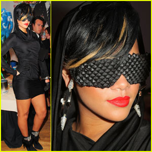 Rihanna is Fashion Week Fabulous