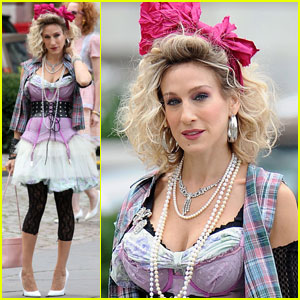 Sarah Jessica Parker is a Material Girl