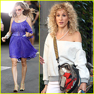 Sarah Jessica Parker: SATC Sequel Under Way!