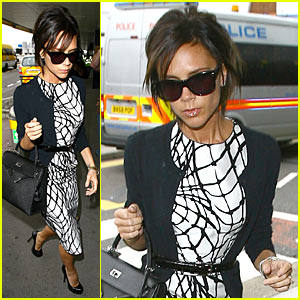 Victoria Beckham Gets 'Kooky'
