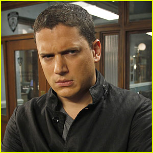 Wentworth Miller on Law & Order: SVU -- FIRST PICS!