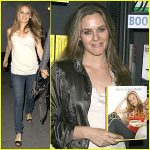 Alicia Silverstone Is On A Kind Diet