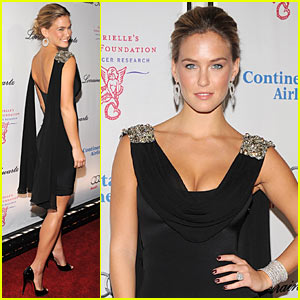 Bar Refaeli Hits Angel Ball 2009 -- Exclusive Interview