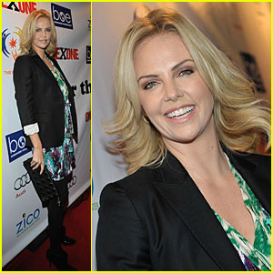 Charlize Theron: Charitable And Charming