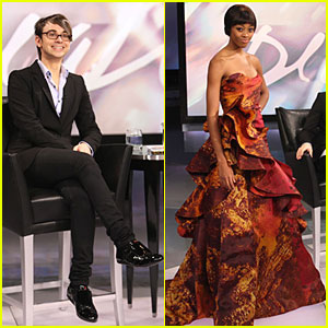 Christian Siriano Brings Fierceness to Oprah's Show