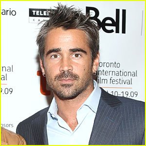 Colin Farrell & Girlfriend Welcome A Son