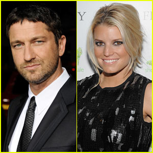 Gerard Butler &#038; Jessica Simpson: Date Night?