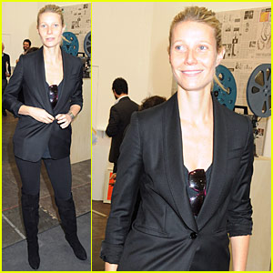 Gwyneth Paltrow: Frieze Art Fair!