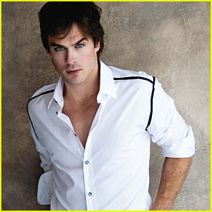 Ian Somerhalder: August Man Attractive