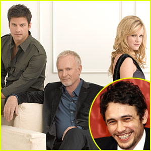 James Franco: General Hospital's Latest Star!