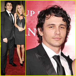 James Franco Suits Up for a Night of Stars