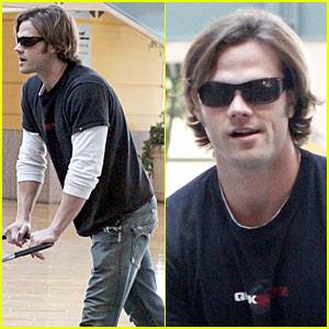 Jared Padalecki: I Believe the Children Are Our Future