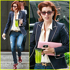 Kate Walsh Fights For Her Fence At City