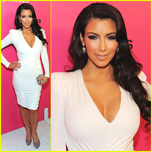 Kim Kardashian 2009 Hollywood Style Awards Kim Kardashian Just Jared