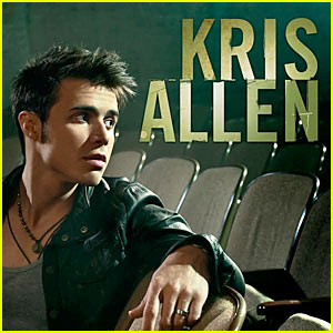 Kris Allen's Album Cover Revealed?