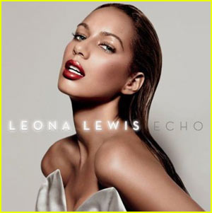 Leona Lewis - 'Echo' Album Cover Released!