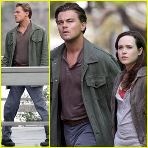 Leonardo DiCaprio &#038; Ellen Page: Mysterious Movie