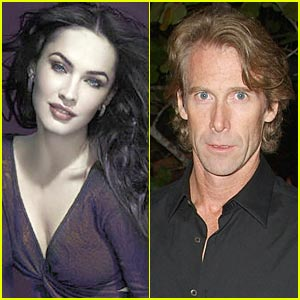 Michael Bay to Megan Fox: Welcome Back!