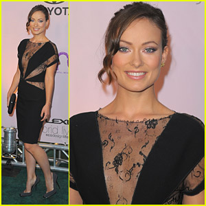 Olivia Wilde: Environmental Media Awards 2009