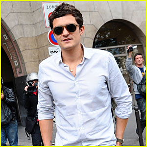 Orlando Bloom: UNICEF Goodwill Ambassador!