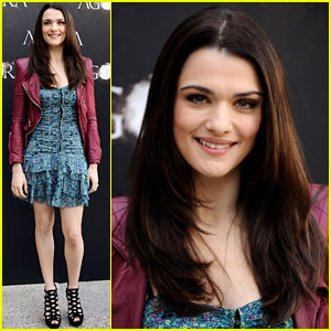 Rachel Weisz is Agora Attractive