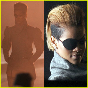 Rihanna: Eyepatch Pretty