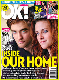 Robert Pattison & Kristen Stewart: Inside Our Home