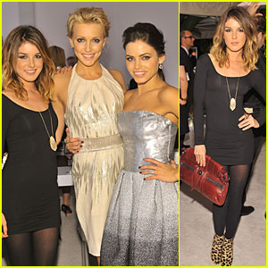Shenae Grimes is Leopard Print Lovely