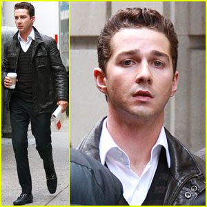 Shia LaBeouf is Wall Street Slick