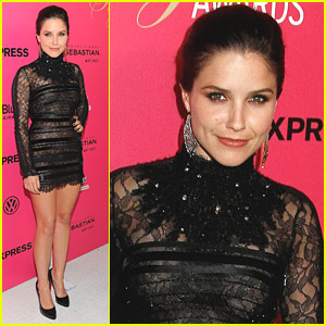 Sophia Bush: 2009 Hollywood Style Awards