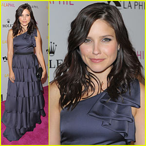 Sophia Bush: Los Angeles Philharmonic Fierce