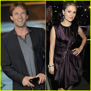 Anna Paquin & Stephen Moyer: Best Horror Actors