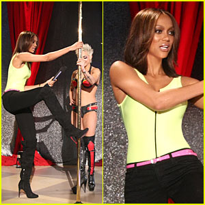Tyra Banks: Pole Dancing Queen