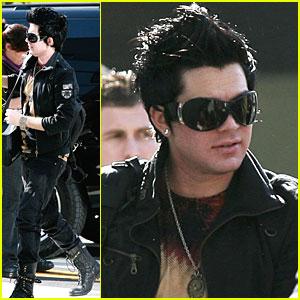Adam Lambert: Ready to Rock the AMAs