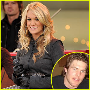 Carrie Underwood to Mike Fisher: I Love You!