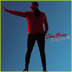 Chris Brown Debuts New Song -- Sing Like Me!