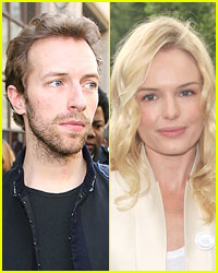 Chris Martin & Kate Bosworth Never Kissed