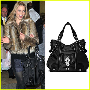 Win Dianna Agron's George Gina &#038; Lucy Bag!