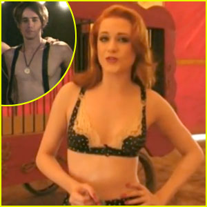 Evan Rachel Wood & Carney Hit The Carnival