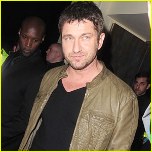 Gerard Butler Has A 40th Birthday Bash!