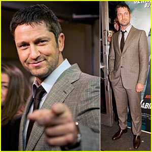 Gerard Butler is A Law Abiding Citizen in Oslo