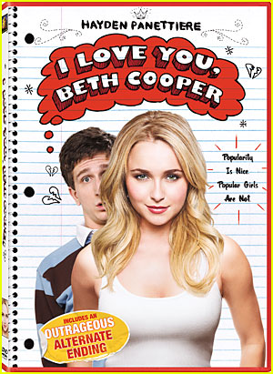 Win 'I Love You, Beth Cooper' on DVD!