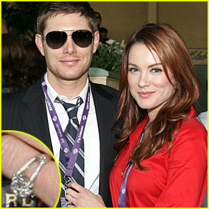 Jensen Ackles Engaged To Danneel Harris