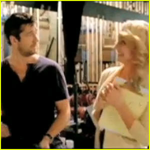 Gerard Butler &#038; Katherine Heigl: Gag Reel!