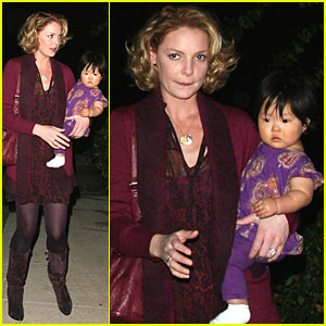 Katherine Heigl & Naleigh Kelley: Time to Celebrate!