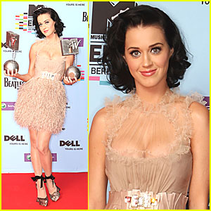 Katy Perry: EMAs Will Be Dark and Romantic