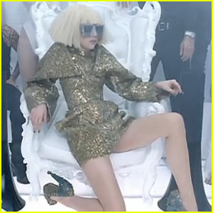 Lady Gaga: 'Bad Romance' Music Video!