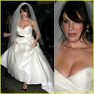 Marla Sokoloff: Wedding Details!