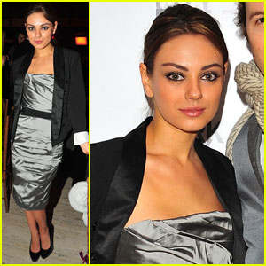 Mila Kunis is Ballet Beautiful