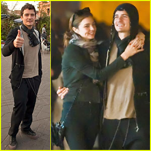 Orlando Bloom &#038; Miranda Kerr: Morocco Mates